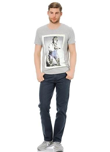 Lee&Wrangler Klasik Pantolon Lacivert